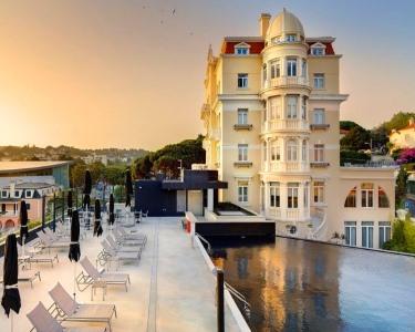 Boutique Hotel Inglaterra 4* | Noite com opção Jantar no Estoril