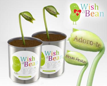 Feijões Mágicos Wish A Bean | Um Presente Especial