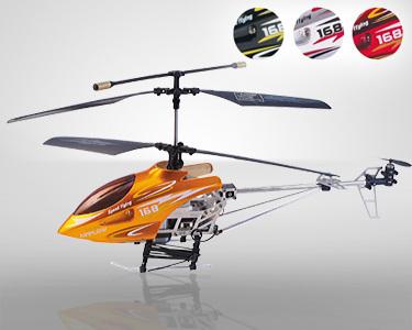 Helicóptero Telecomandado c/Estabilizador | Altos Voos!
