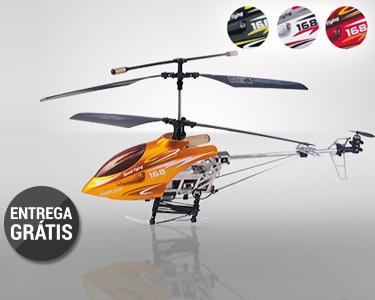 Helicóptero Telecomandado com Estabilizador | Altos Voos!