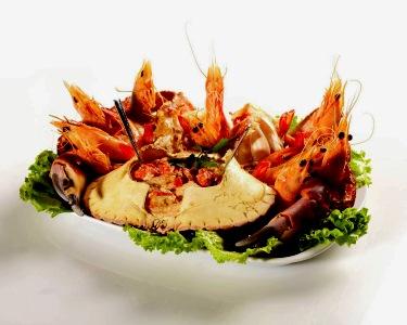 Marisco à Discrição + Entrada + Bebidas | Restaurante Seafood