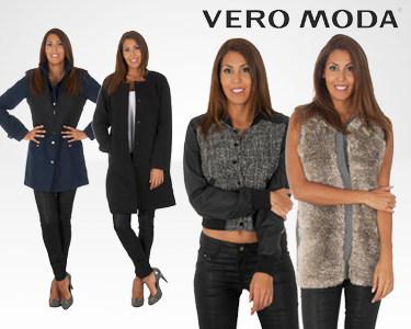 Casacos de Inverno Vero Moda® | 5 Modelos Disponíveis