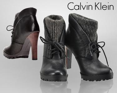 Botins de Senhora Calvin Klein® | Tamanhos 35 ao 39