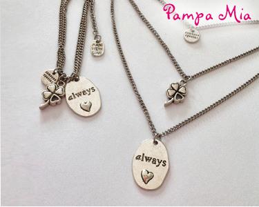 Conjunto Fio & Pulseira Pampa Mia® | Escolha o Seu
