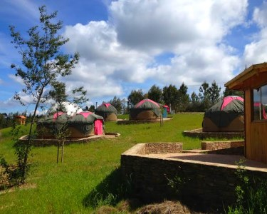 Yurts - 2 Noites Românticas em Ferreira do Zêzere