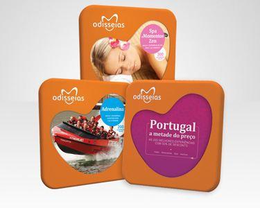3 Presentes:Spa e Momentos Zen + Adrenalina + Portugal Metade do Preço