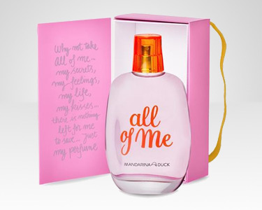 Perfume Mandarina Duck All Of Me | For Woman