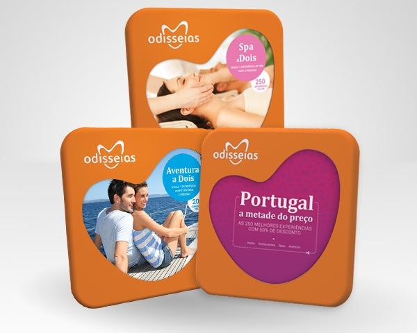 3 Presentes: Spa a Dois + Aventura a Dois + Portugal a Metade do Preço