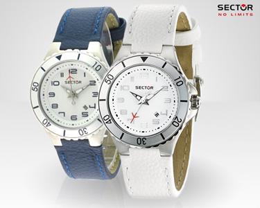 Relógio Sector Urban Ladies | Azul ou Branco