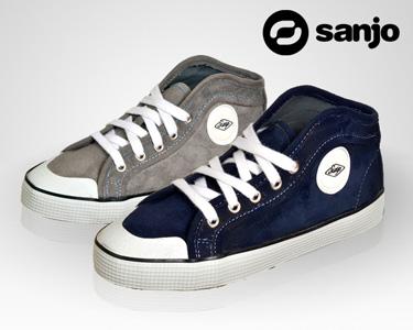 Ténis Bota Sanjo® - Modelo K100SD Azul ou Cinzento | Tamanhos 35 a 43