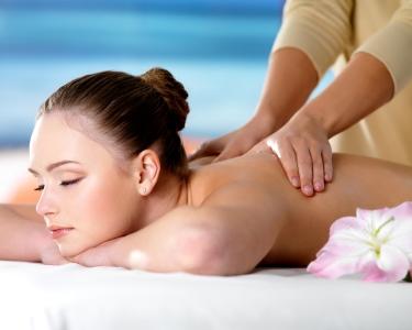 Massagem Relax - Costas | Newoman Clinic