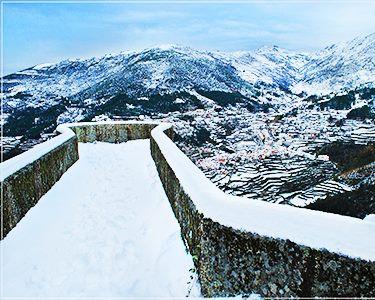 Chegou a Neve! Fuga à Serra da Estrela - 2 Noites em Seia