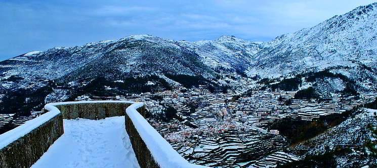 Amor Vamos até à Neve? 2 ou 3 Noites na Serra da Estrela