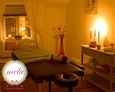 Chiado | Massagem Pedras Quentes + Chá e Petit Gateau