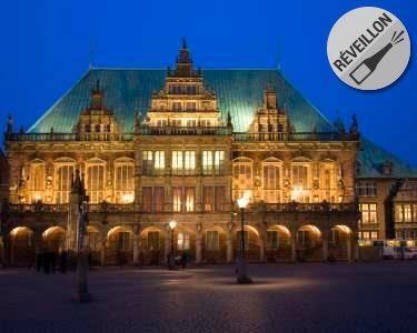 Escapada ou Fim de ano na Alemanha   Bremen - Voos + 4 noites