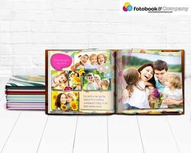 Álbum Fotográfico 24 Páginas   Capa Dura e Personalizada 20 x 15cm