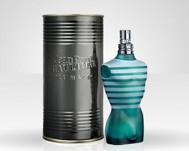 Perfume Le Male EDT - 200ml | John Paul Gaultier