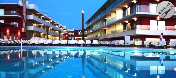 Comece 2016 em Grande! Águahotels Riverside 4*