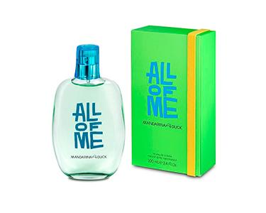 Perfume Mandarina Duck All Of Me Men EDT - 100ml