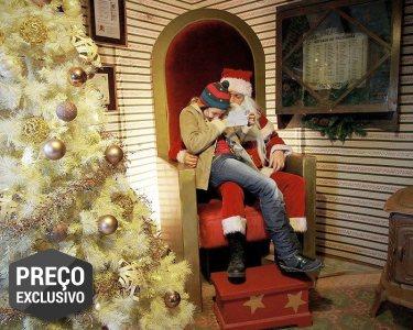 Noite em Hotel na Lagoa de Óbidos + 2 Entradas na Vila Natal