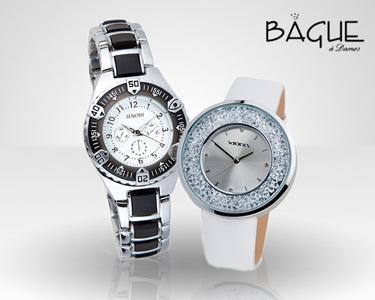 Relógios Bague à Dames® | Modelo e Cor à Escolha