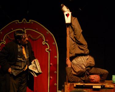 Bilhete Duplo para o «Guarda-Sopros» | Espaço Teatroesfera