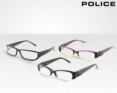 Armação de Óculos Police® | Modelos à Escolha