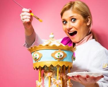 Workshop Cake Design   Nível I ou Nível II - Deliciosas Gulodices!