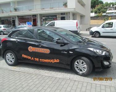 Carta de Condução de Ligeiros | E.C. São Martinho | Guimarães