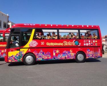 Circuito em Autocarro Panorâmico em Sintra   Património Mundial