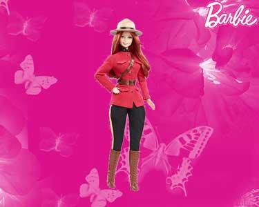 Barbie® Canadá | Colecção de Bonecas do Mundo
