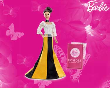 Barbie® Filipinas | Colecção de Bonecas do Mundo
