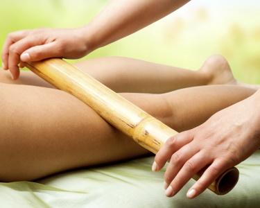 Massagem Bambus Quentes & Aroma de Chocolate | Gaia
