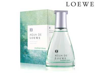 Perfume Agua de Loewe® Mediterrâneo - EDT 50 ml