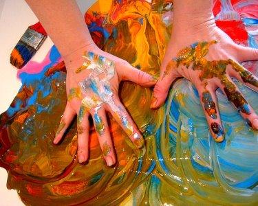 Workshop de Arte-Terapia | 3 Horas | 1 ou 2 Pessoas