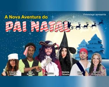 «A Nova Aventura Do Pai Natal» | Um Musical Familiar no Sá da Bandeira