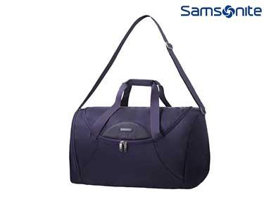 Mala de Viagem Samsonite® - Modelo Boston Bag