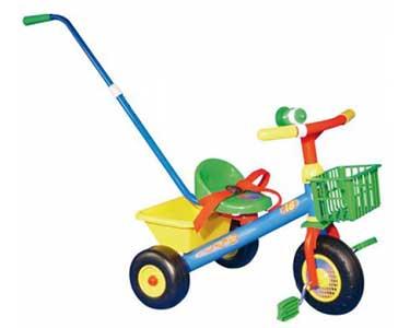 Triciclo para Criança  com Pega | On The Go Trike