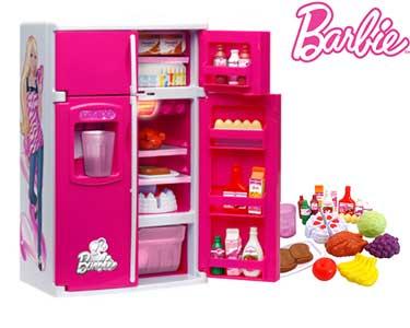 Frigorífico M��gico da Barbie