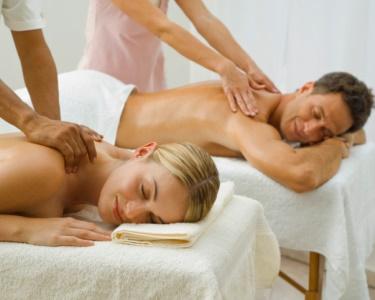 Massagem com Óleos Quentes & Essências de Mel   1 ou 2 Pessoas