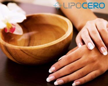 Kit Beleza Mãos | Manicure + Hidratação + Massagem | Lipocero Saldanha
