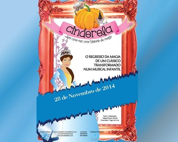 «Cinderela, Uma História de Magia» | Musical Infantil | Teatro Ibérico