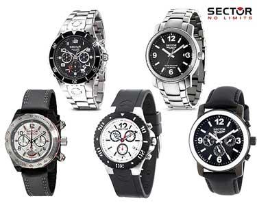 Relógios Sector® for Men    Escolha o seu