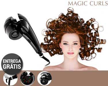 Encaracolador de Cabelo Profissional Magic Curls®