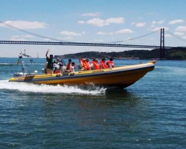 Aventura em Speed Boat | 2 Horas - Navegue por Rio e Mar
