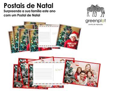 12 Postais de Natal Personalizados | Boas Festas!