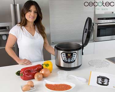 Super Preço! Robot de Cozinha Alfa | 11 Funções & Livro de Receitas