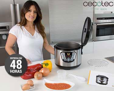 Super Preço! Robot de Cozinha Alfa   11 Funções & Livro de Receitas