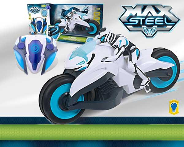Max Steel Turbo | Moto Rádio Controlo