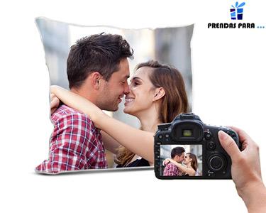 Almofada Personalizada com Foto | Tamanho à Escolha
